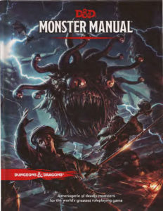 Monster Manual, 5th Edition