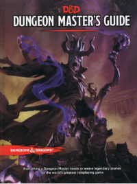 Dungeon Master's Guide 5th Edition